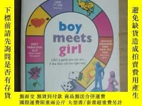 二手書博民逛書店Boy罕見Meets GirlY85718 MEG CABOT