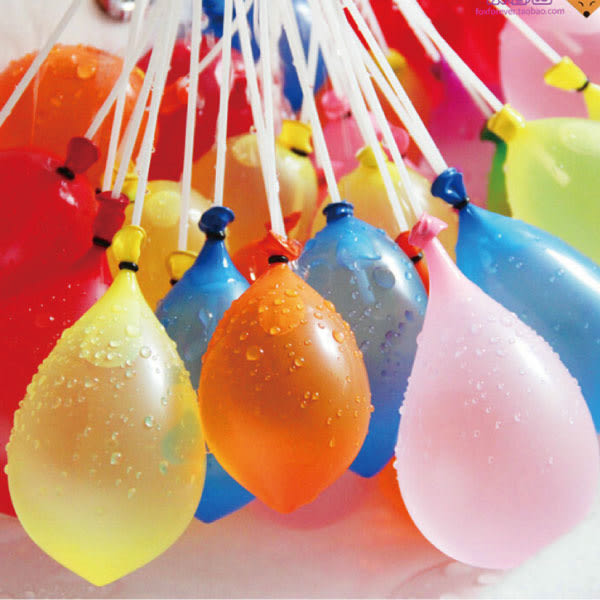 水球 水球神器 灌水神器 水戰【櫻桃飾品】【22902】