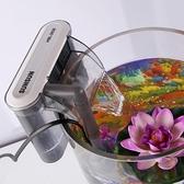 小型魚缸增氧過濾泵水族箱打氧機