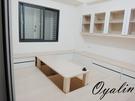 [歐雅系統家具] EGGER E1V313塑合板材簡約休閒和室系統櫃 總價174794特價122476