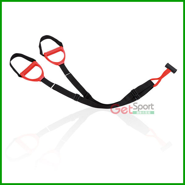 懸吊訓練帶(懸掛拉繩/門扣拉繩/人魚線/懸浮訓練繩/門擋)
