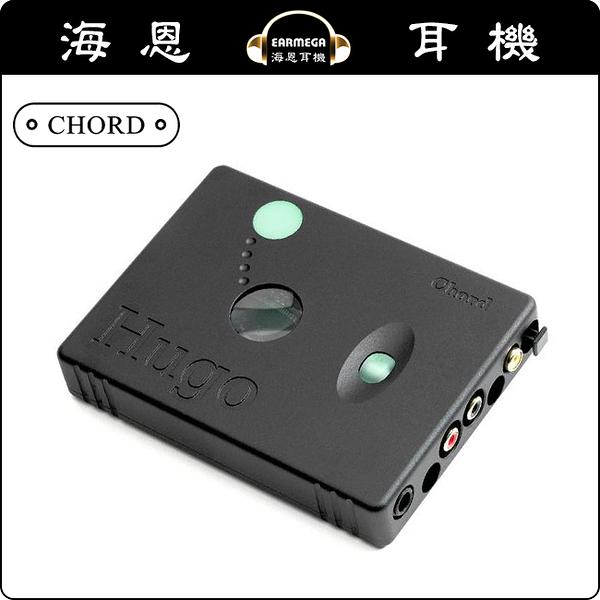 【海恩數位】Chord HUGO 隨身DAC+耳擴 黑色 公司貨保固