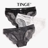 店長推薦3條性感蕾絲內褲 女士超薄低腰無痕透氣純棉襠少女火辣鏤空三角褲