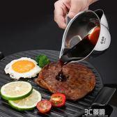 304不銹鋼隔油器濾油器抽油脂油湯分離器過濾勺廚房家用撇油神器 3C優購