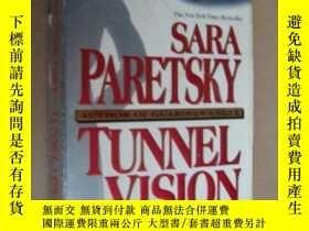 二手書博民逛書店Tunnel罕見VisionY146810 Sara Paret