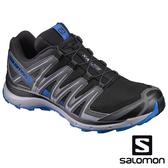 【SALOMON 法國】男 XA LITE 野跑鞋『黑/陰影灰/皇家藍』393307登山鞋|健行鞋|多功能鞋