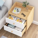 床頭櫃 床頭櫃迷你小型簡約現代置物架簡易床邊小櫃子儲物櫃臥室收納北歐 2021新款