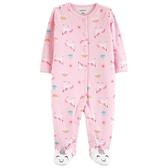 嬰兒 童裝 寶寶 長袖連身 童裝 美國 Carter's 長袖純棉連身衣- 彩虹獨角獸 #15925210