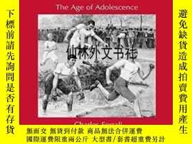 二手書博民逛書店【罕見】Juvenile Literature And British Society, 1850-1950Y