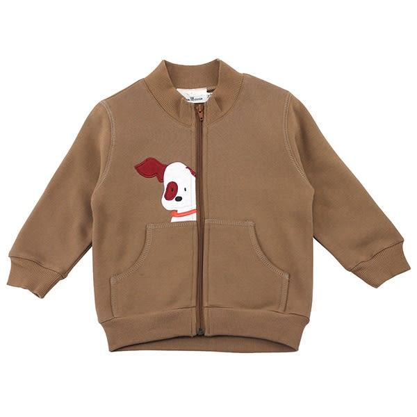 【愛的世界】皮斯卡托保暖長袖外套/2~4歲-台灣製- ★秋冬外套