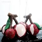 沖水變色荔枝茶寵擺件精品可養創意茶玩茶道茶具配件【聚寶屋】
