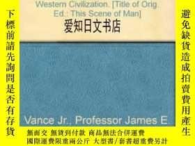 二手書博民逛書店【罕見】The Continuing City 1990年出版Y