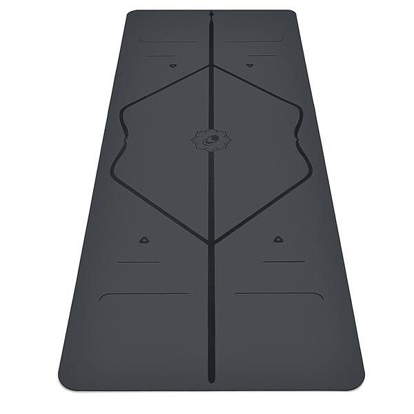 Liforme Yoga Mat 瑜珈墊 經典款 - 灰色 (附背袋)