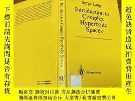 二手書博民逛書店Introduction罕見to Complex Hyperbolic SpacesY171500 看圖 看圖