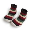 法國 Collegien 手工襪鞋 聖誕彩紋(20-25)