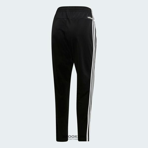 ADIDAS 運動套裝 (外套加長褲) 黑白 基本 休閒 女 (布魯克林) DV2428