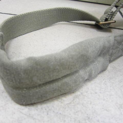 ~雪黛屋~troop英國經典帆布肩側包 100%全棉手工帆布包耐磨損 加強防水功能設計 STRP0238
