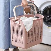 臟衣籃塑料臟衣簍收納桶家用放臟洗衣籃zgzg