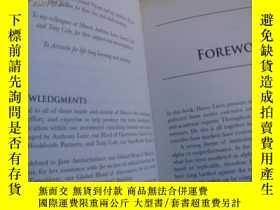 二手書博民逛書店2020罕見Vision:Investment wisdom f
