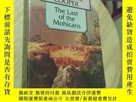 二手書博民逛書店THE罕見LAST OF THE MOHICANS (WORDSWORTH CLASSICS)(京)Y1799
