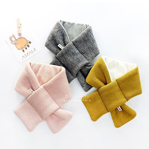 韓國空運mango tango交叉保暖圍巾 交叉圍巾 加厚圍巾