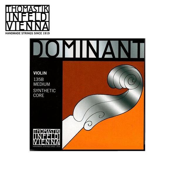 唐尼樂器︵奧地利 Thomastik Dominant 135B 小提琴套弦 4/4 135B