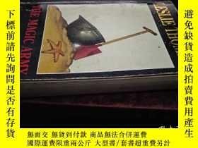 二手書博民逛書店THE罕見MAGIC ARMY(神奇的軍隊,36開英文原版)Y1