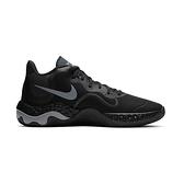 Nike Renew Elevate NBK 男鞋 黑灰 輕量 避震 支撐 包覆 運動 籃球鞋 CK2670-001