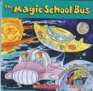 Magic School Bus 25th Anniversary Collection (12 Books)