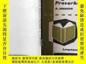 二手書博民逛書店Common罕見English Proverbs (普通英語諺語