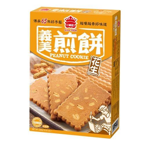 義美花生煎餅240g【愛買】