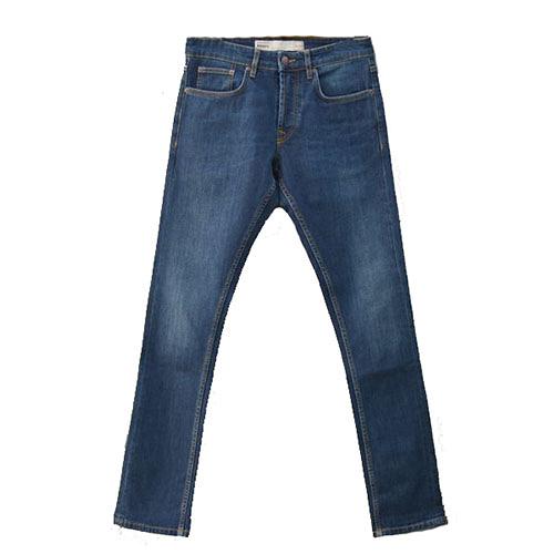Deus Ex Machina Albero Skinny 牛仔褲  | 騎士衝浪品牌 -  (藍)