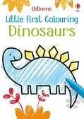 Little First Colouring Dinosaurs 恐龍著色書