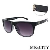 【南紡購物中心】【SUNS】ME&CITY 時尚性格太陽眼鏡 抗UV400(ME110018 C101)