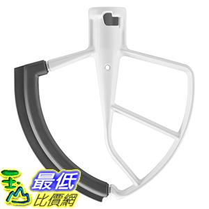 [美國直購] KitchenAid KFE6L 5.5-6 Qt. Bowl-Lift Flex Edge Beater 攪拌機配件