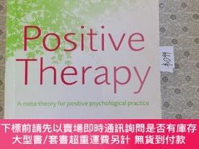 二手書博民逛書店32開英文原版罕見Positive TherapyY281995 Stephen Joseph & P