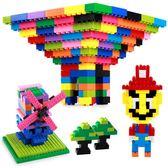 兒童小顆粒積木兼容樂高塑料拼裝插7-10女男孩子3-6周歲4益智玩具