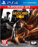 PS4 惡名昭彰:第二之子 Hits(中文版)