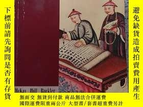 二手書博民逛書店A罕見HISTORY OF WORLD SOCIETIES(世界