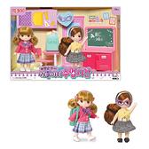《 MIMI World 》迷你MIMI書包學校英文課 / JOYBUS玩具百貨