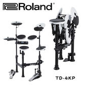 ★集樂城樂器★Roland TD-4KP 攜帶型V-Drums電子套鼓!! 附踏板/鼓椅/鼓棒/耳機
