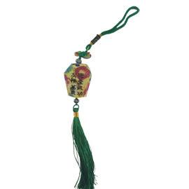 【收藏天地】台灣紀念品*祈福天燈LED搖燈型吊飾