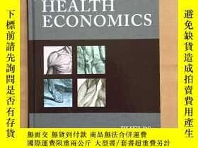 二手書博民逛書店health罕見economics 4th edition(英文