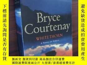 二手書博民逛書店White罕見ThornY85718 Bryce Courten