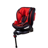 【預購-12月中後】Osann oreo360° i-size isofix 0-12歲360度旋轉多功能汽車座椅-魔力紅(送 maxi汽座保護墊)