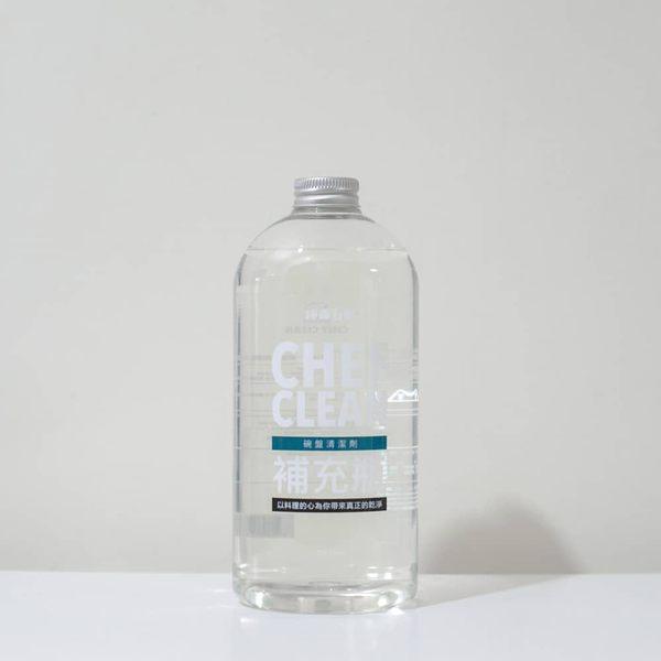 淨毒五郎 碗盤清潔劑補充瓶 (1000ml) 洗碗精