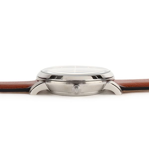 FOSSIL 鏤空自動機械復古皮革男腕錶44mm(ME3160)270568