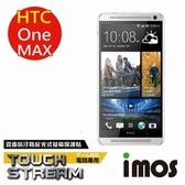 ☃極滑!超股溜☃ iMOS HTC ONE MAX Touch Stream 霧面 零反光 螢幕保護貼