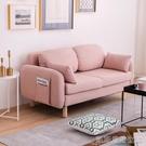 沙發 布藝沙發小戶型簡約現代客廳出租房公寓服裝店經濟型雙人三人沙發YYJ 【快速出貨】