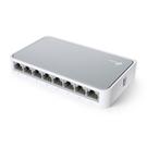 TP-LINK 10/100 Switch 8ports 塑膠殼 ( TL-SF1008D )版本:12